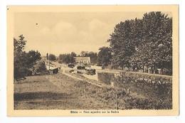 DIOU  (cpa 03)  Pont Aqueduc Sur La Besbre -    - L 1 - Andere Gemeenten