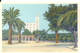 CASABLANCA - EGLISE DU SACRE-COEUR - Casablanca