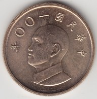 @Y@    Taiwan    1 Yuan   2001    (3622)    Unc - Taiwan