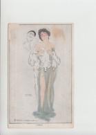 RAPHAEL KIRCHNER, Luxury - Reinthal Newman Pubs No 997 Unused Pc (ar729) - Kirchner, Raphael