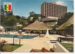 L10H156 - Dakar - Hotel Tranga - ADP N°6800 - Senegal