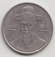@Y@   Zuid Korea   100 Won   1993       (3625)    Xf - Korea (Zuid)