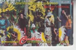 BRITISH VIRGIN ISLANDS - Vierges (îles)
