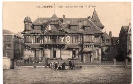 DIEPPE - Villa Normande Sur La Plage - Dieppe