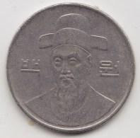 @Y@   Zuid Korea   100 Won   1989       (3627)    Zf - Korea (Süd-)