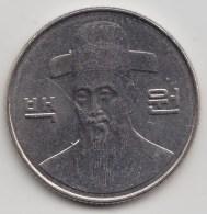 @Y@   Zuid Korea   100 Won   2007       (3629)    A.unc - Korea (Zuid)