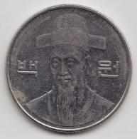 @Y@   Zuid Korea   100 Won   2005       (3630)    A.unc - Korea (Süd-)