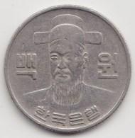 @Y@   Zuid Korea   100 Won   1979       (3633)   Zf - Corée Du Sud