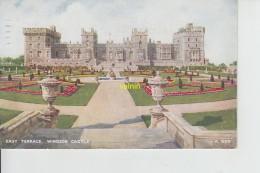 East Terrace Windsor Castle - Angleterre