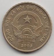@Y@   Vietnam   5000  Dong   2003         (3636) - Viêt-Nam