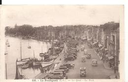 LE POULIGUEN - Le Quai - Le Port - Le Pouliguen