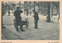 5444.   Schnelles Fruhstuck - Men -  Phot. Ad. Bohle - Berlin - Photo Porst - Non Classificati