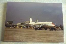BEA  VISCOUNT  G AOJF  GLASGOW RENFREW AIRPORT - 1946-....: Moderne
