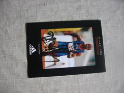 Athlétisme - Carte Signée Donovan Bailey Jeux Olympiques Atlanta - Atletica