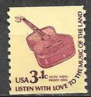 1979 Americana Series, 3.1 Cents, Guitar, Used - Usati