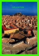 GRÈCE - VIEW OF CORFU - DIMENSIOIN 12 X 17 Cm  - ADAM EDITIONS - - Grèce
