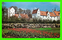 SUÈDE - BOSJOKLOSTERS KYRKA FRAN OMKR 1150 - DIMENSION 12 X 19 Cm - - Suède