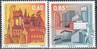 Luxembourg 2012 Yvert 1887 - 1888 Neuf ** Cote (2015) 4.30 Euro Europa CEPT Tourisme