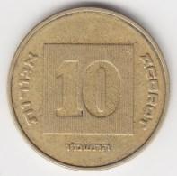 @Y@    Israel   10 Agorot           (3653) - Israel