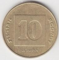 @Y@    Israel   10 Agorot           (3654) - Israël