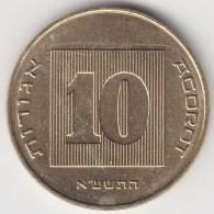 @Y@    Israel   10 Agorot           (3657) - Israël