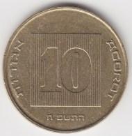 @Y@    Israel   10 Agorot           (3659) - Israël