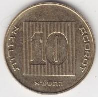 @Y@    Israel   10 Agorot           (3660) - Israël
