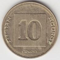 @Y@    Israel   10 Agorot           (3662) - Israël