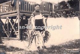 CICLISMO_CYCLISME_CYCLIST RACE_RADRENNEN_FOTO_PHOTO-VINTAGE DAL1900 Al1940_DA ARCHIVIOdella G.S N°2951-VEDI DESCRIZIONE - Cycling