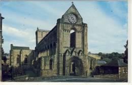 JEDGURGH - The Abbey - Berwickshire