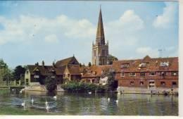 ABINGDON - Helen's Church And River Thames - England