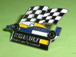 Pin's / Automobile  : Renault F1    TB2g - Sonstige