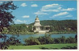 CHARLESTON - West Virginia  State Capitol - Charleston