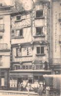 NANTES  -  Vieilles Maisons De La Haute Grande Rue ..attelage ( Edts Gerbault ) - Nantes