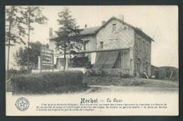 Hockai -  La Gare -    Hôtel-Restaurant. - Stavelot