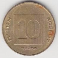 @Y@    Israel   10 Agorot           (3665) - Israël