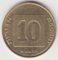 @Y@    Israel   10 Agorot           (3667) - Israël