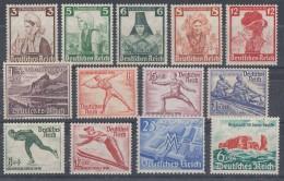 DR Lot 13 Marken Postfrisch Mit Besseren Werten Ansehen !!!!!!!!!!!! - Briefmarken