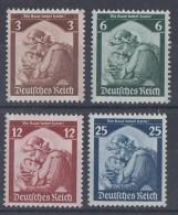 DR Minr.565-568 Postfrisch - Deutschland