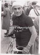 CICLISMO_CYCLISME_CYCLIST RACE_RADRENNEN_FOTO_PHOTO-VINTAGE DAL1900 Al1942_DA ARCHIVIOdella G.S N°11820-VEDI DESCRIZIONE - Cycling