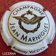 NOUVELLE JEAN MARNIQUET N° 9 : écriture Sur Pourtour - Champagne