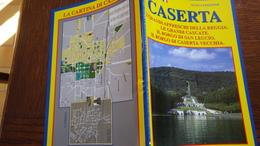 CASERTA. Grandi Affreschi Della Reggia. Grandi Cascate. Borgo Di San Leucio. Borgo Di Caserta Vecchia - Tourisme, Voyages