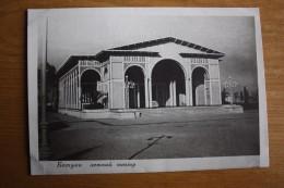 Georgia. Batumi . Summer Theater  - Old Postcard   USSR - 1950s - Georgia