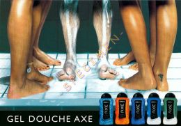 GEL DOUCHE AXE (voir Scan Et Description) - Advertising