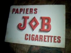 Buvard Publicitaire Papiers à Cigarette Job - Papel Secante
