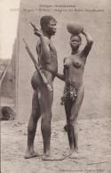 Type Bobos - Région Bobo Dioulasso - Femme Aux Seins Nus Et Archer - Burkina Faso