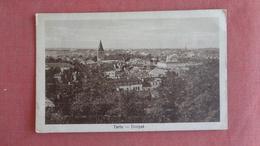 Tartu, Dorpat  Ref 2386 - Estonia