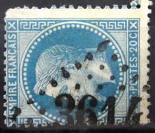 FRANCE - GC 3614 - ST GENIEZ - AVEYRON - 1849-1876: Période Classique