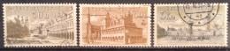 Czechoslovakia  Used (o)  1954 - # 673/675 - Czechoslovakia