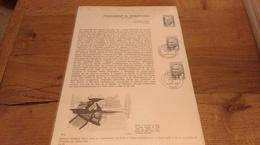 68/DOCUMENT PHILATELIQUE PREMIER JOUR  PRESIDENT GEORGES POMPIDOU 1911 1974 - Documents De La Poste